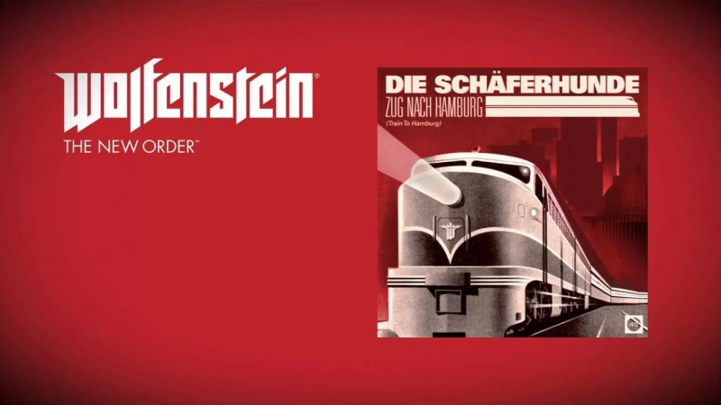 Wolfenstein  The New Order OST - Loading Theme