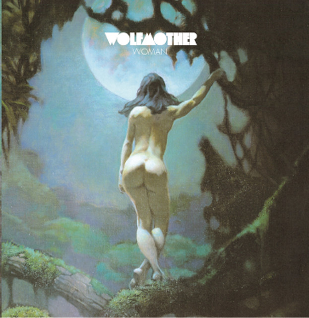Wolfmother - WomanOST The Game Plan