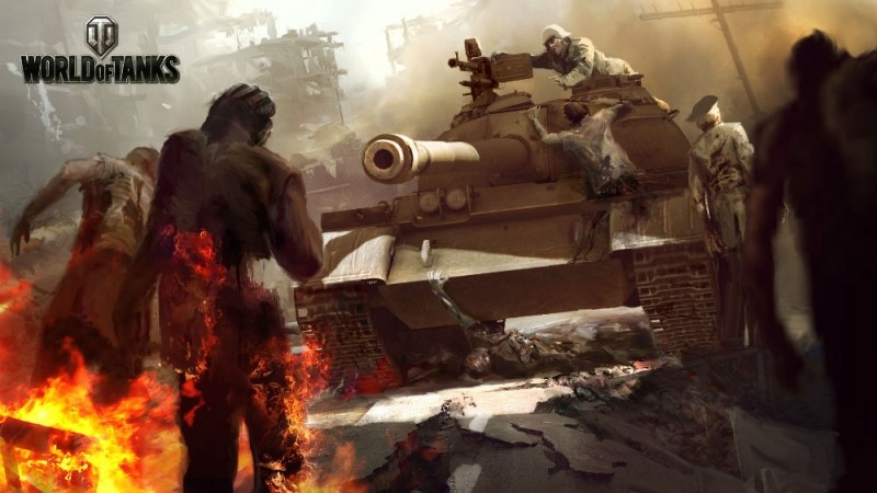 World of Tanks - Manifica & Yanin - Everybody Tanks now