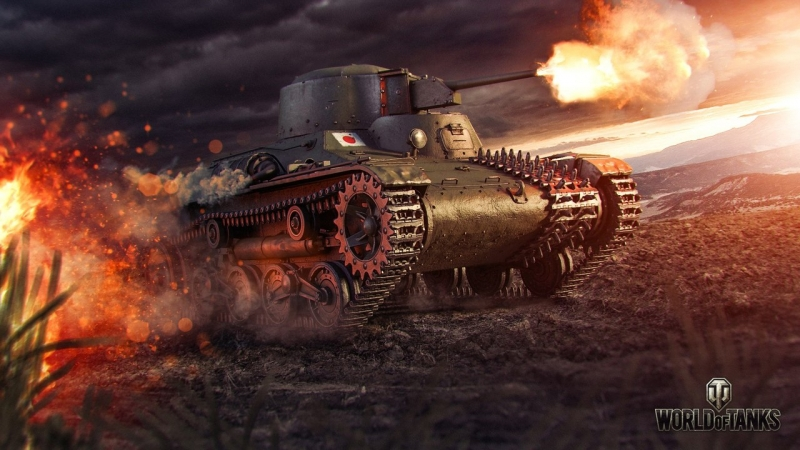Путь к нагибу World of Tanks