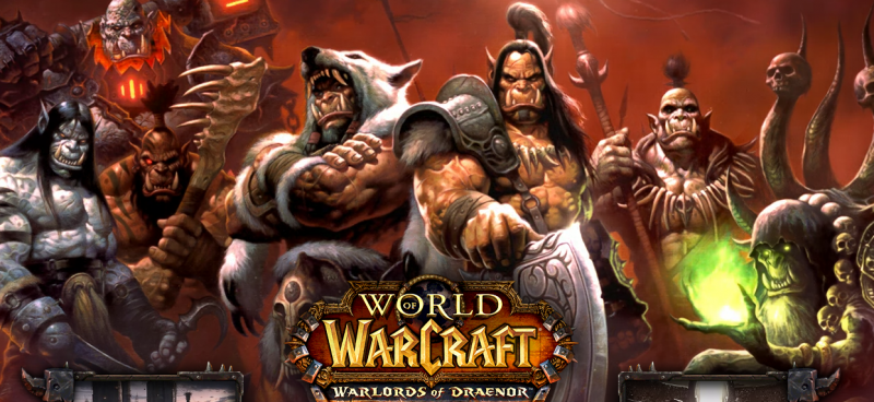 World of Warcraft Warlords of Draenor - Eagle of Draenor