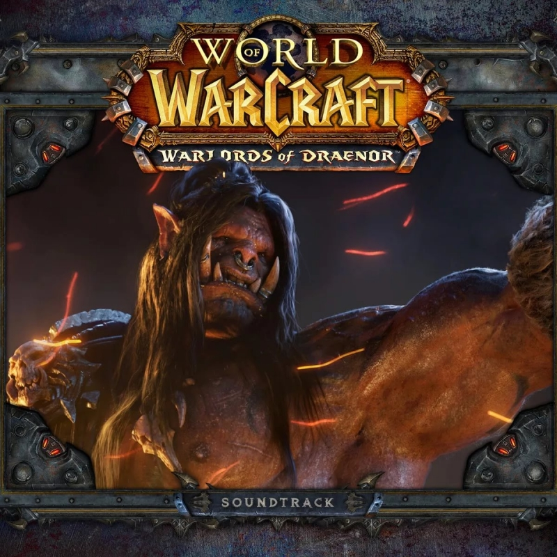 World of Warcraft - Warlords of Draenor ost Cinematic