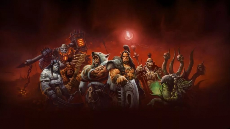 World of Warcraft (Warlords of Draenor) - The Clans Join