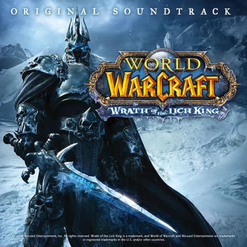 World of Warcraft WotLK [OST] - Theme Wrath of The Lich King Main theme