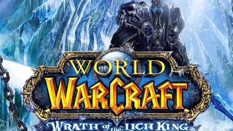 World of Warcraft Wrath of the Lich King OST - Arthas, My Son Cinematic Intro