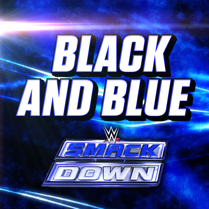 WWE - Black and Blue