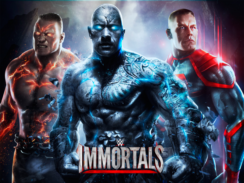 WWE Immortals Soundtrack - Boiler Room