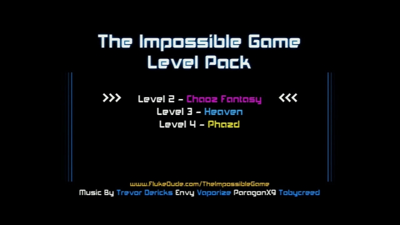 XD - The Impossible Game
