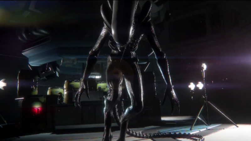 Xeno attack - Alien isolation