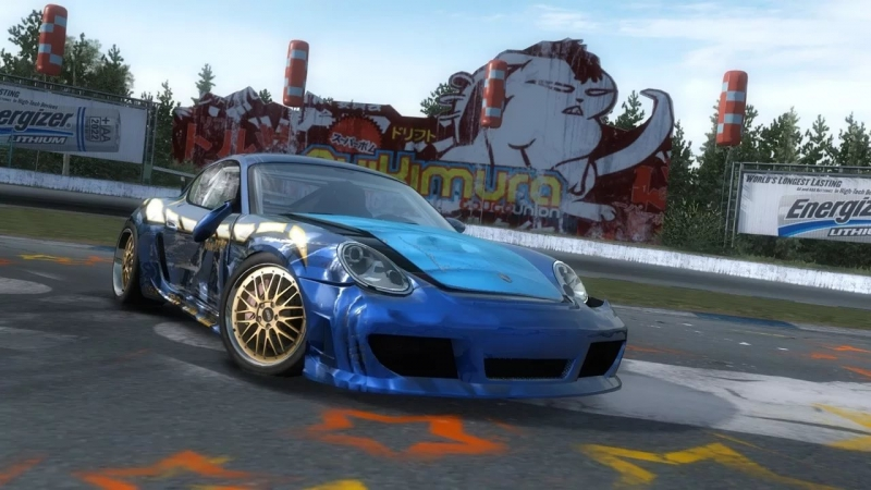 Yelle - A Cause Des Garcons OST NFS Pro Street