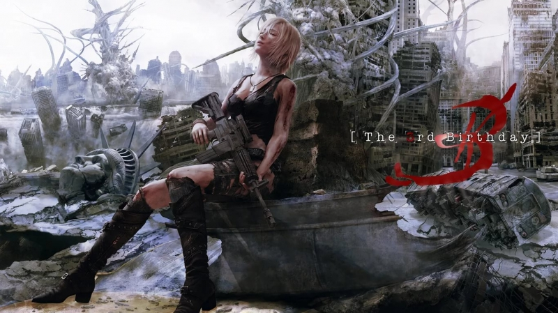 Yoko Shimomura - Out of Phase Parasite Eve