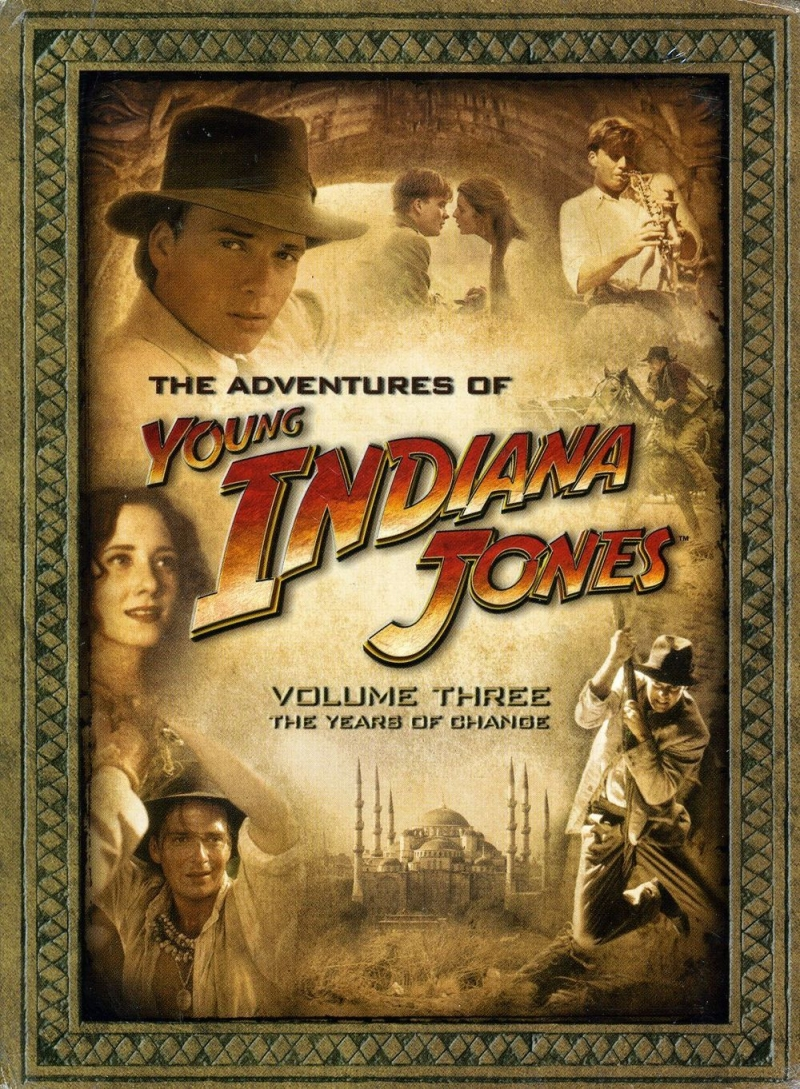 Young Indiana Jones Chronicles - Track 12