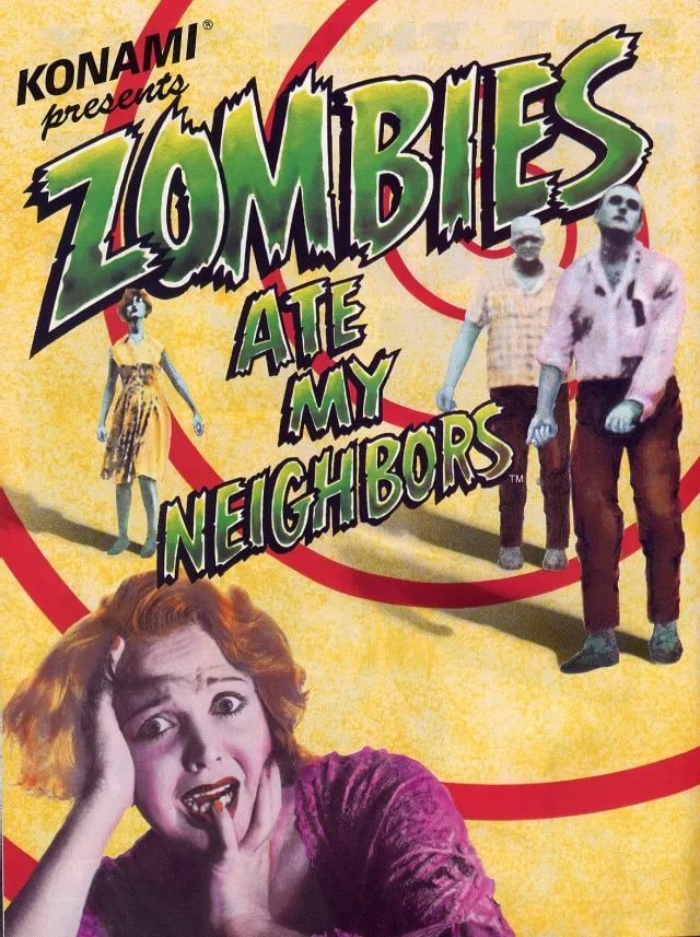Zombies Ate My Neighbors - Chapter II-Act IV-this is A Karate Dujo Not A Knitting Class