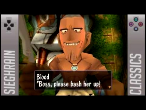 Threads of Fate HD #18 - Blood and Smokey Boss Trap Master | Mint's Story | PSone Classics