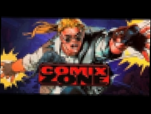 Comix Zone OST ORIGINAL SOUNDTRACK