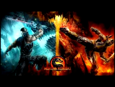 Mortal kombat 9 Main menu theme