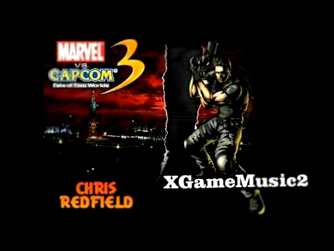 Marvel Vs Capcom 3 OST Chris Redfield Theme