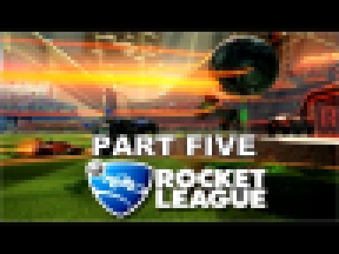 MY FAULT | Rocket League #5