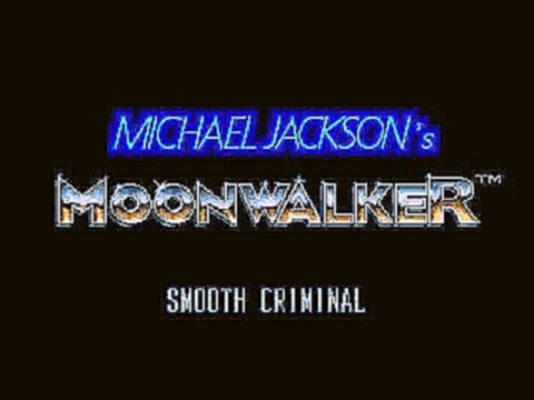 Michael Jackson's Moonwalker   Soundtrack VGM ORIGINAL OST
