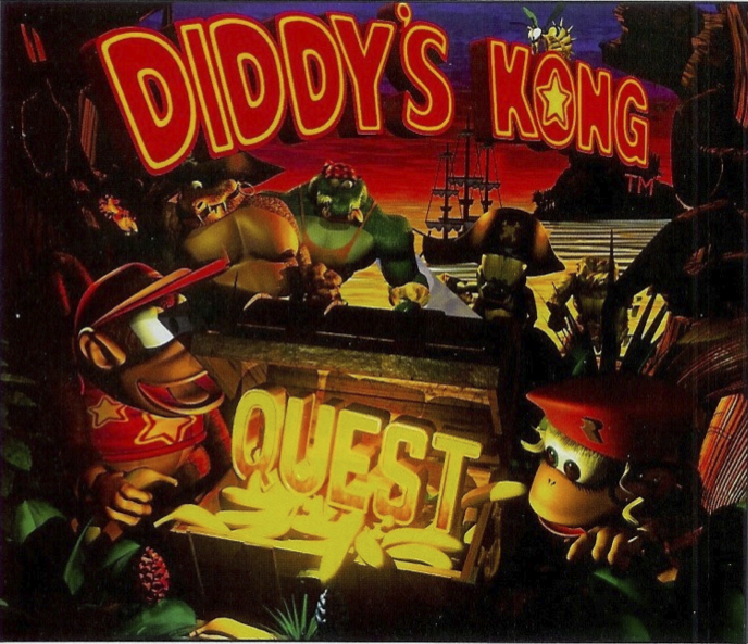 Donkey Kong Country 2 - Boss Bossanova