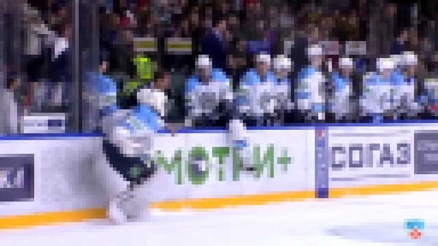 Прыжок льва от Коскинена/Koskinen`s save in the style of a lion