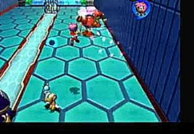 Sonic Heroes - Team Rose - Stage 3: Grand Metropolis (A-Rank)