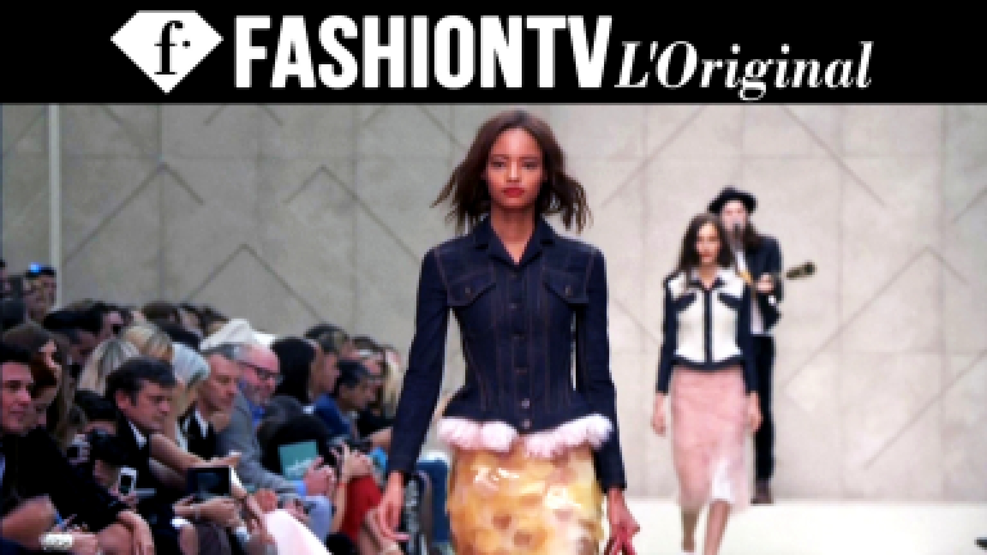 Burberry Spring 2015: Designer's Inspiration ft Christopher Bailey | London Fashion Week | FashionTV