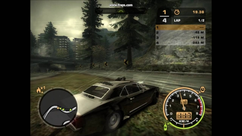 4) Need For Speed Most Wanted Android - Howl - Final