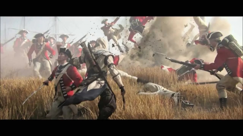 50 - remix by assasins creed 3 trailer