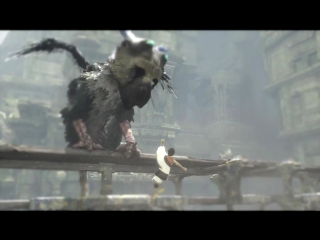 The Last Guardian -- Official Gameplay Demo Е3 2015