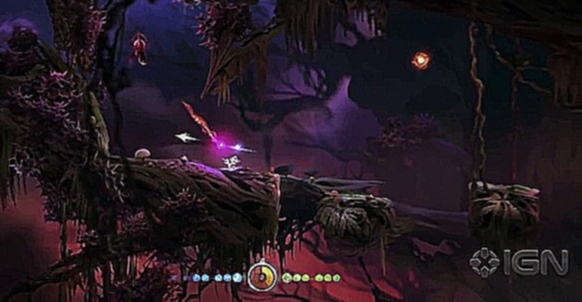 Ori and the Blind Forest - 11 minutes Gameplay Trailer (IGN Live)