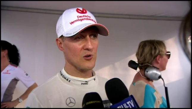 Malaysian Grand Prix: Schumacher happy with Mercedes strategy