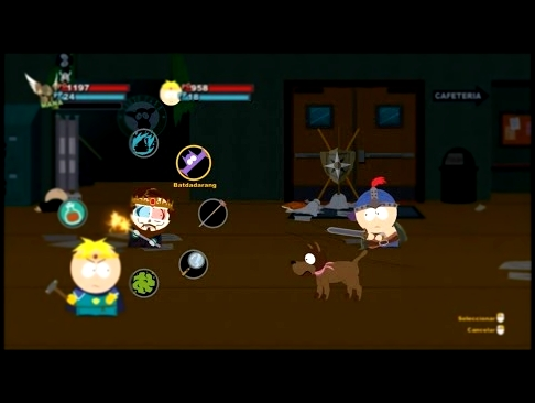 South Park - The Stick of Truth: Stan Boss Battle