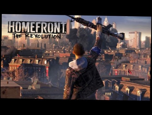 Homefront: The Revolution Closed Beta gameplay