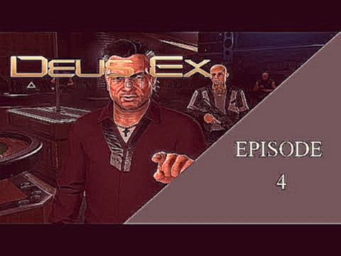 Let's Play - Deus Ex: Mankind Divided Gameplay - Part 4