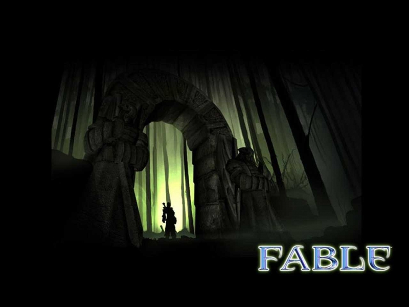 8 OST Fable The Lost Chapters - Darkwood