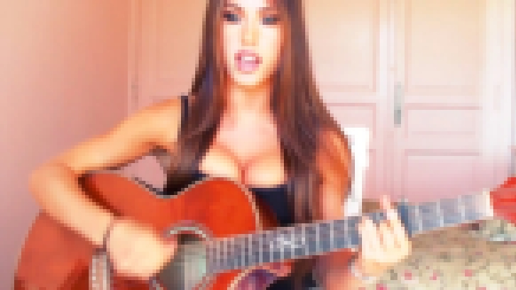 Born To Be Wild - Steppenwolf (cover) Jess Greenberg 2015