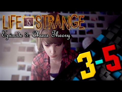 Life Is Strange Gameplay Walkthrough | Ep 3 | Part 5 | Kiss !