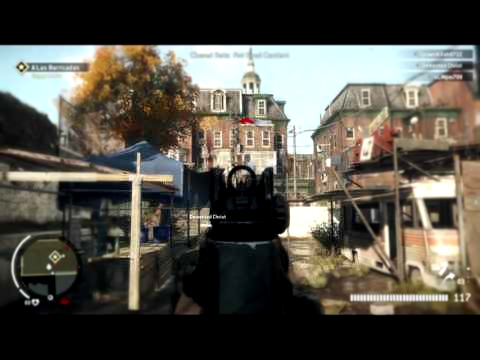 Homefront The Revolution Beta SUCKS Terrible voice acting and glitchs