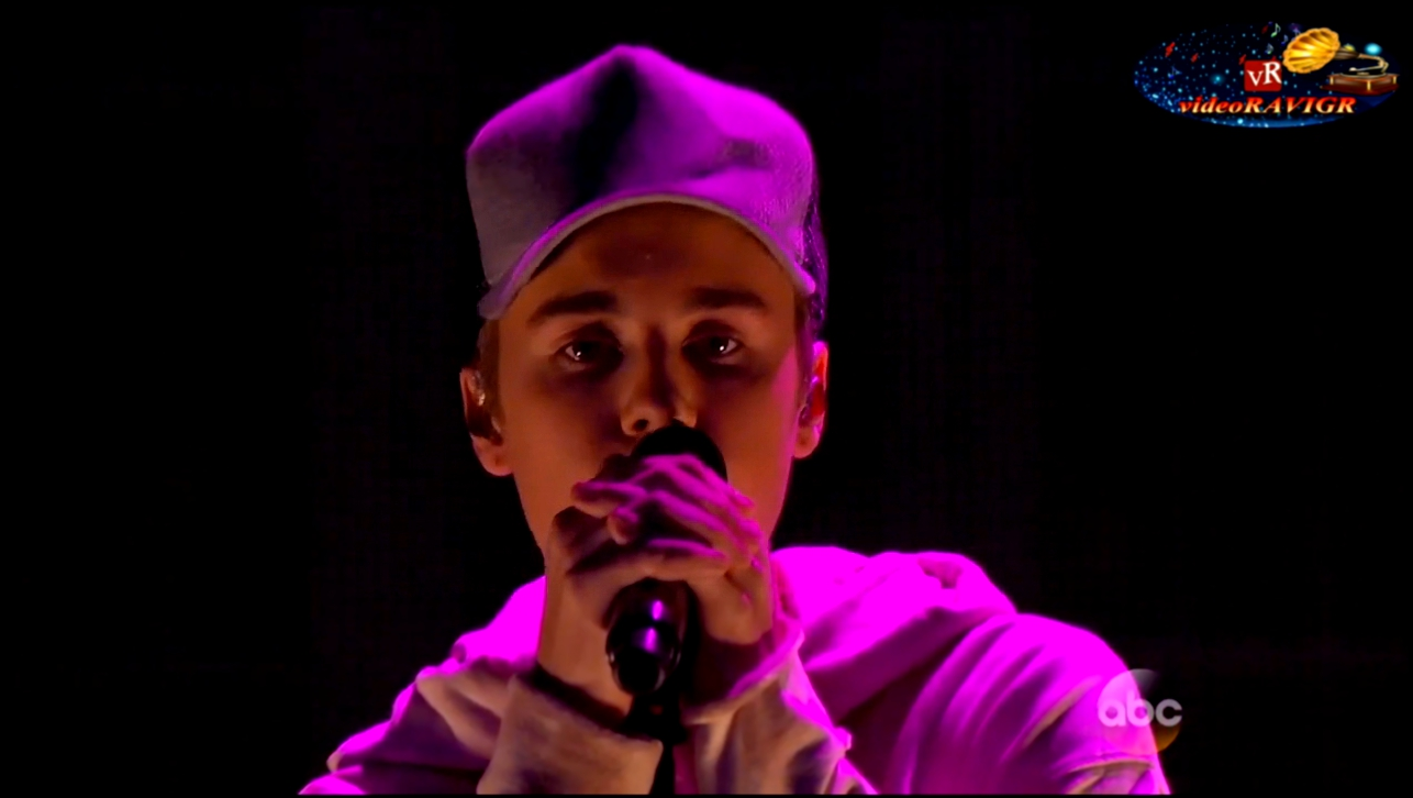 Justin Bieber - Where Are You Now, What Do You Mean  & Sorry. 2015 American Music Adwards, 22.11.15