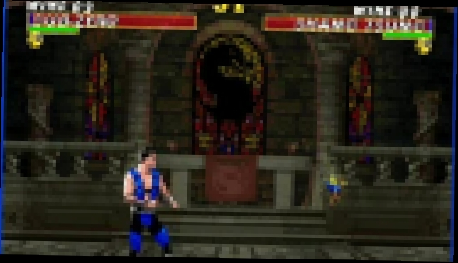 Ultimate mortal kombat 3(приколы с fatality и frienship)