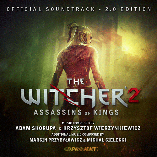 Adam Skorupa - Dwarven Stone Upon Dwarven Stone OST The Witcher 2