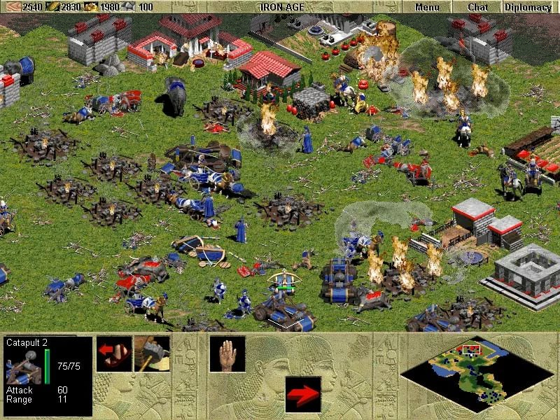 Age of Empires (1997) - MUSIC 3