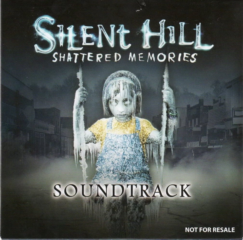 Akira Yamaoka, Mary Elizabeth McGlynn - When You're Gone Silent Hill Shattered Memories OST