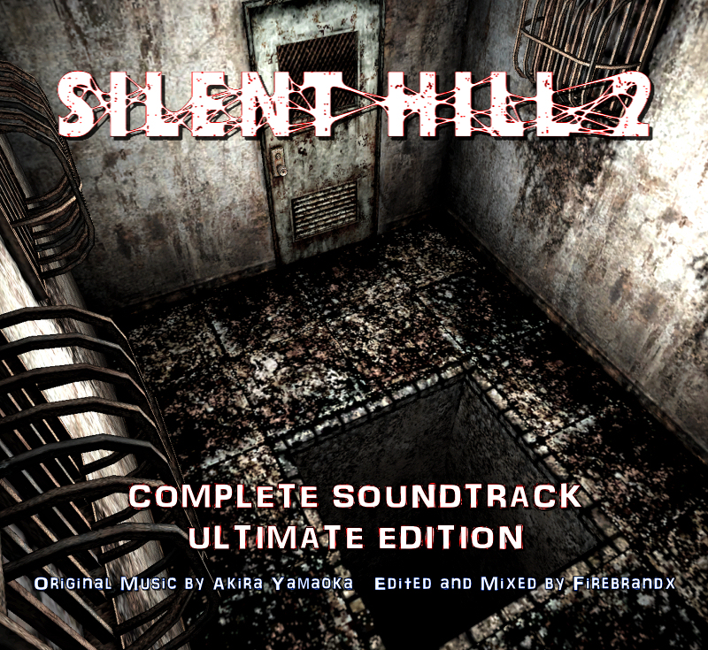Akira Yamaoka (Silent Hill 2 OST 2001) - Laura Plays The Piano