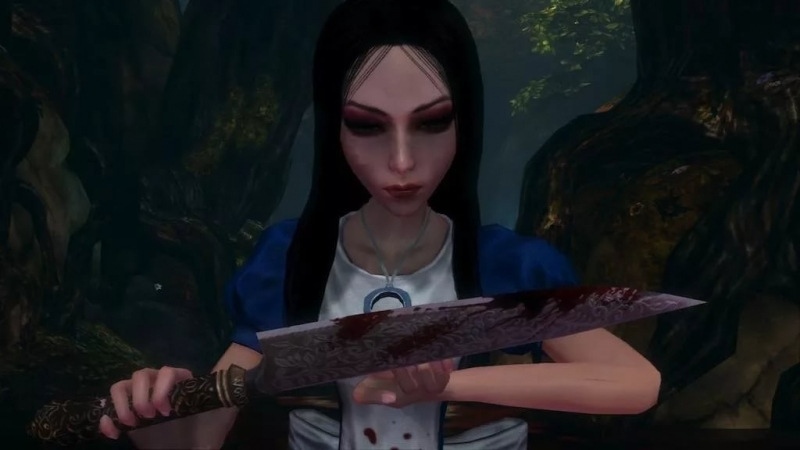 Alice Madness Returns - Music box