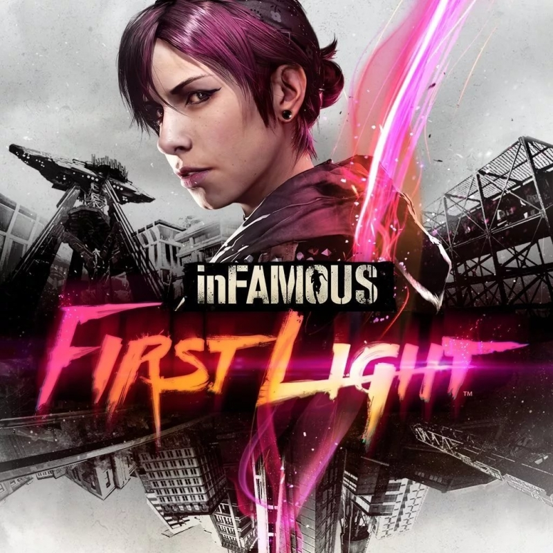 Amon Tobin - inFAMOUS First Light | Fetch ringtone