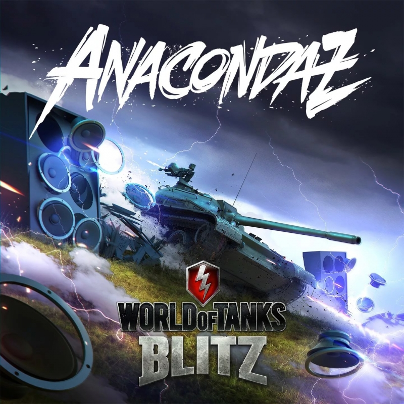 "Anacondaz - Как танк From ""World of Tanks Blitz"""