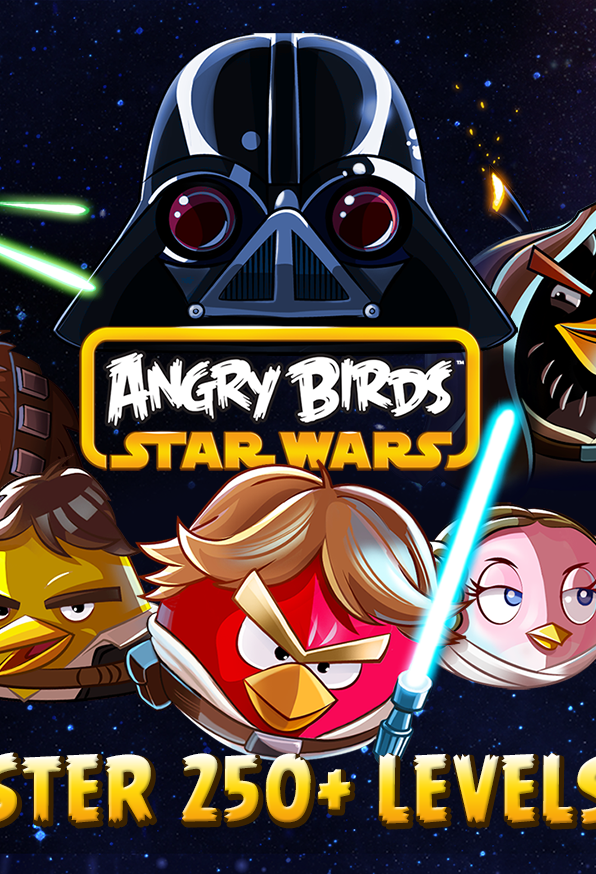 Angry Birds Star Wars - Cartoon John Williams cover
