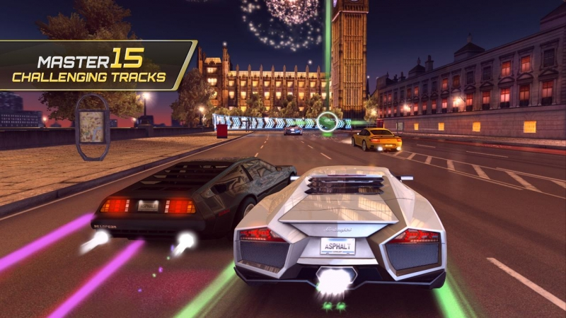 Asphalt 7 Heat - Soundtrack Electro 6